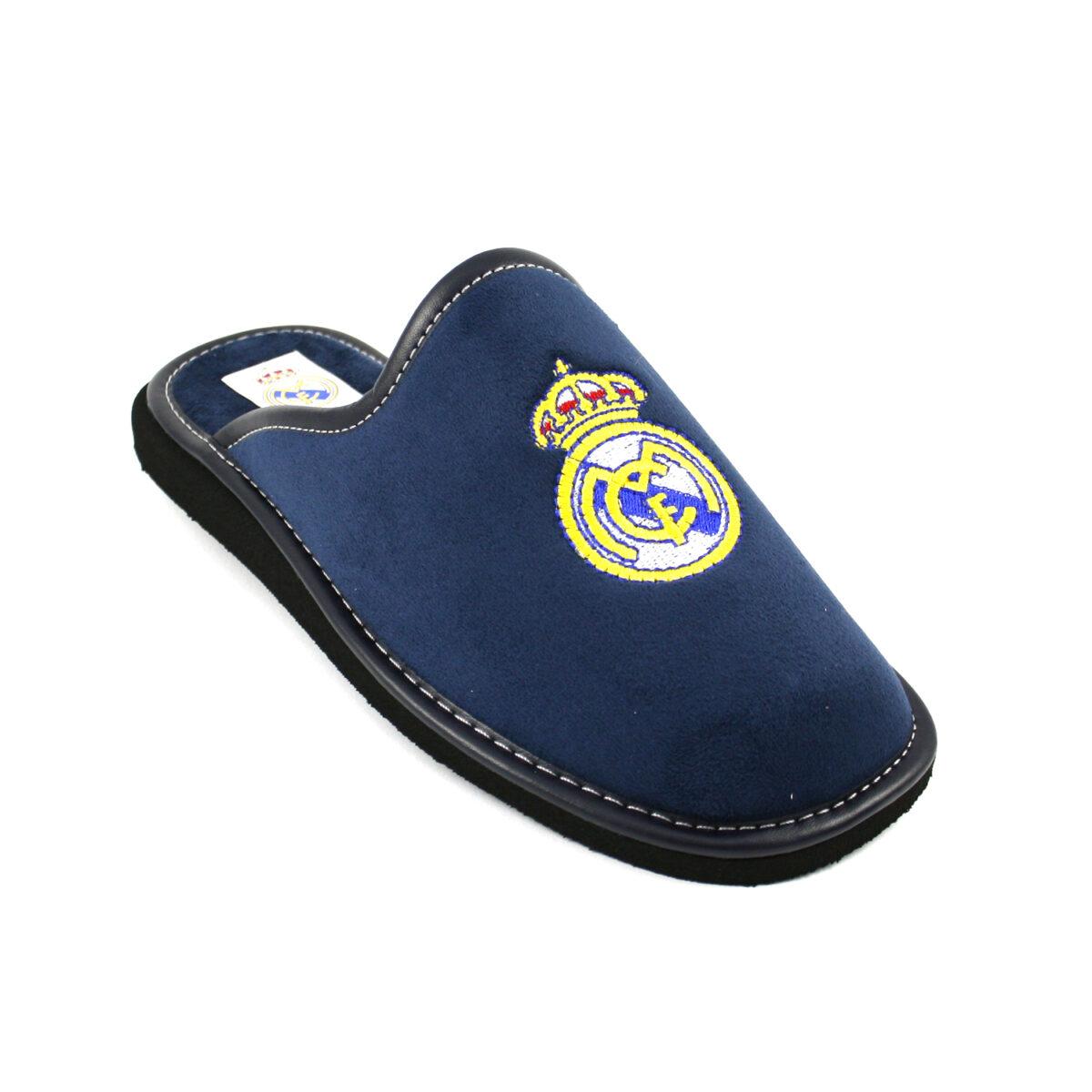 Zapatilla de casa oficial del Real Madrid » Calzados Dorado 911f0fd93b645